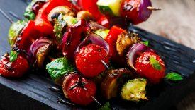 spiedini verdura
