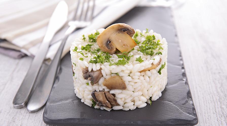 ricetta-timballo-di-riso-con-funghi-