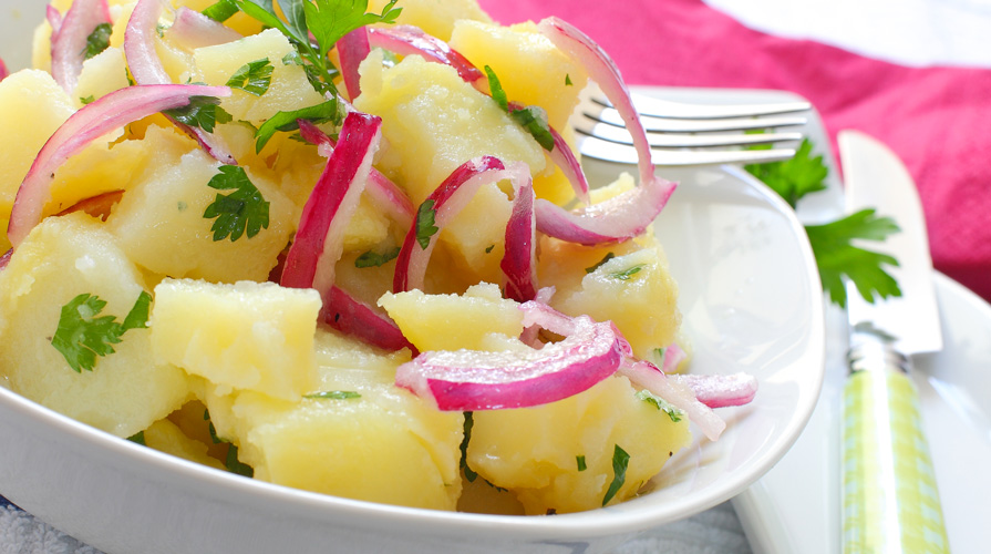 insalata di patate alla tedesca