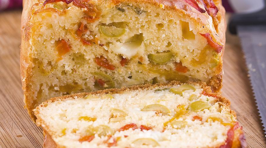 plumcake-di-fave-e-pecorino