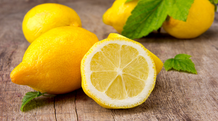 Dessert al limone