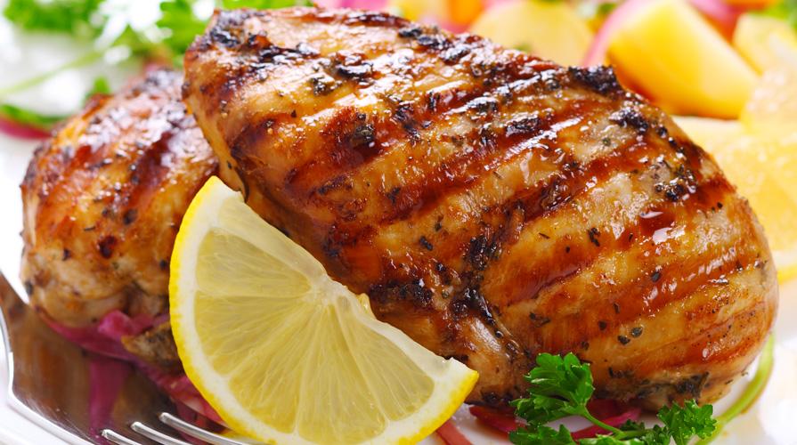 Ricetta Petti Di Pollo Al Limone E Aromi Giornale Del Cibo