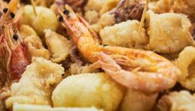 fritto di pesce