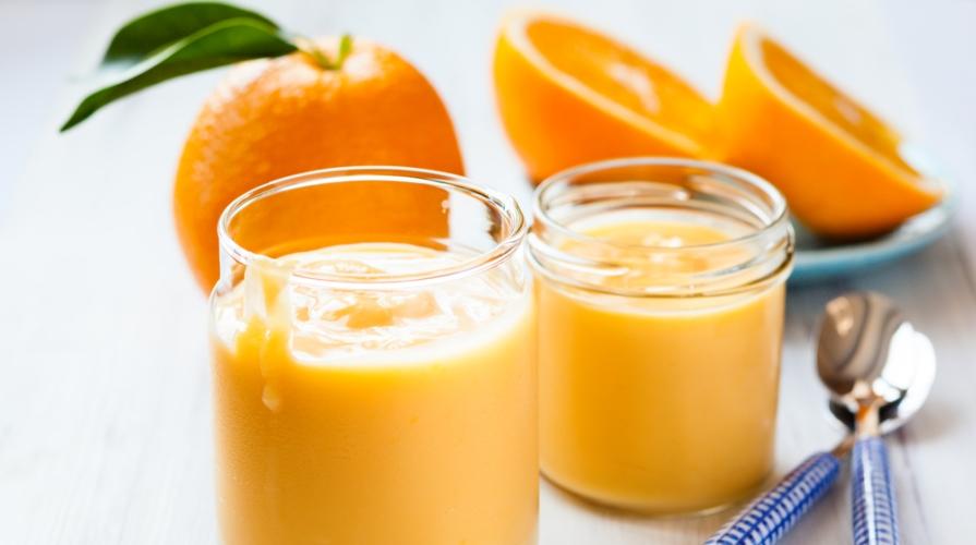 tiramisù all'arancia