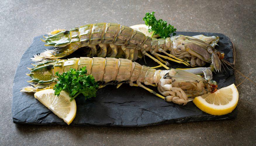 canocchie ricetta