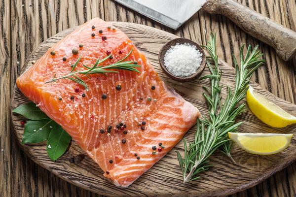 salmone al sale