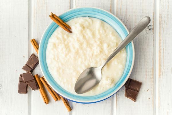 riso cotto nel latte