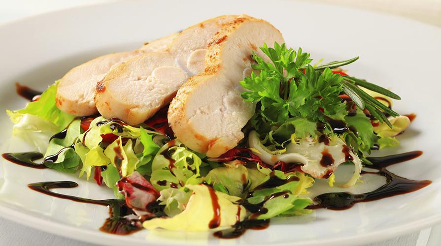 Risultato immagini per petto di pollo e spinaci
