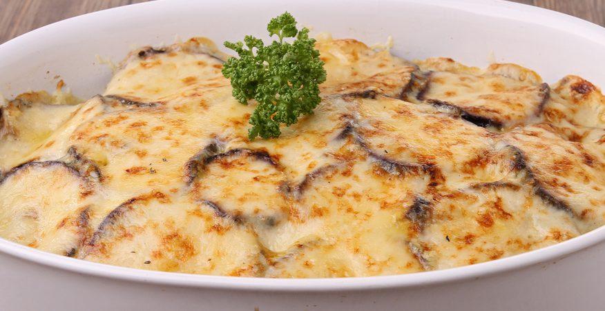 parmigiana bianca