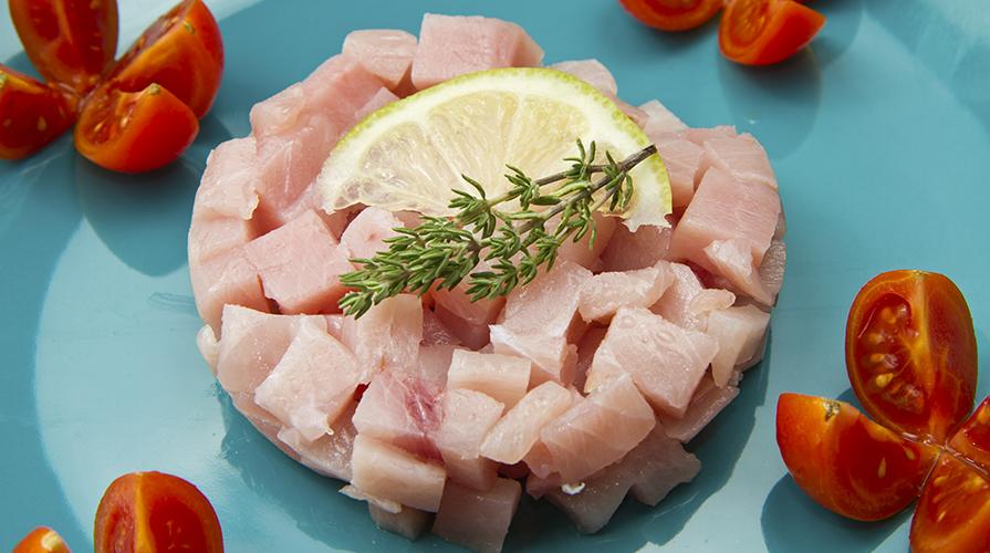 Ricetta Tartare di spada ai profumi di Sicilia - Giornale del cibo