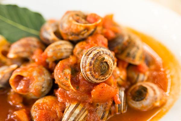 Piatto Lumache
