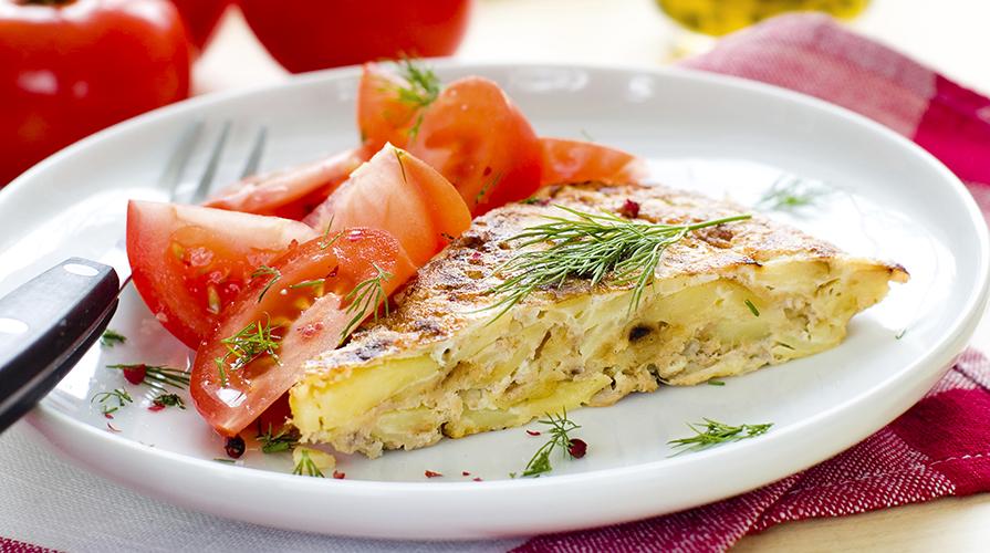 frittata-di-verdure-al-forno
