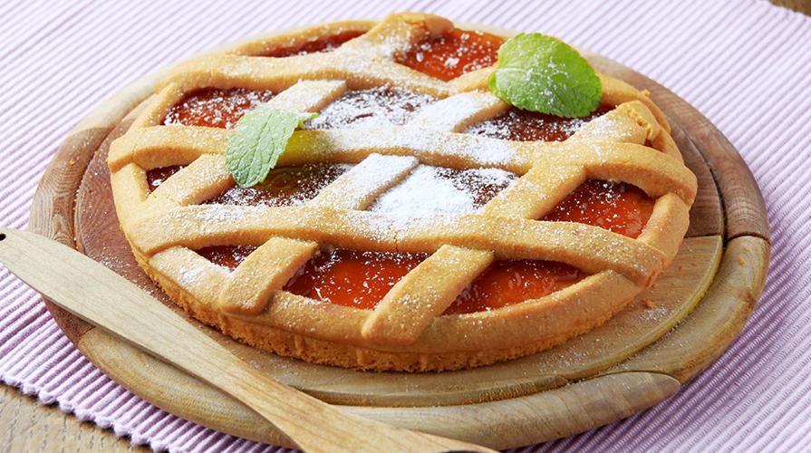 crostata-ricotta-e-mascarpone-alla-arancia