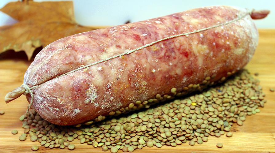 salsicce-e-lenticchie-alla-sarda