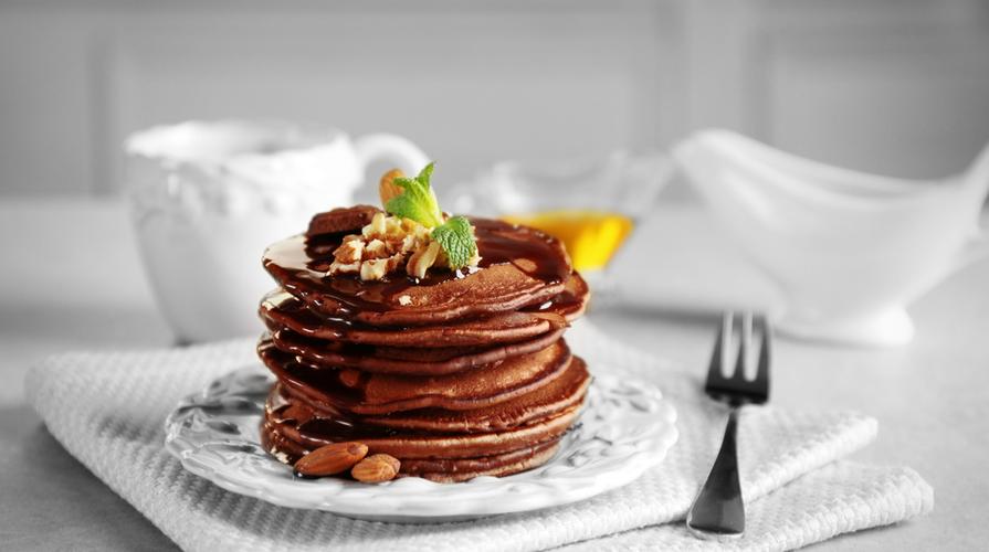 Pancake cacao