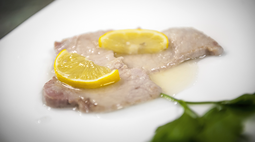 scaloppine-al-limone