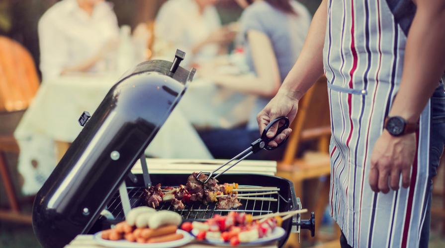 tipi di barbecue