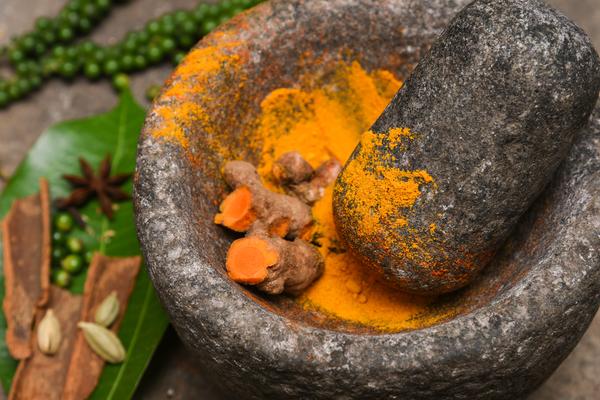 fare il curry