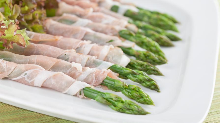 asparagi prosciutto