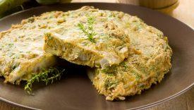 tortino con patate e carciofi