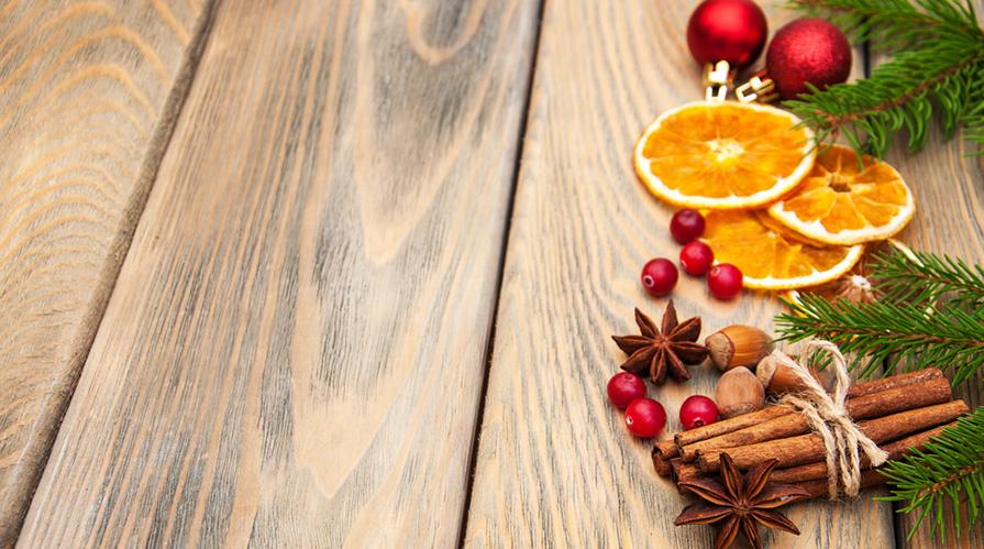 Decorazioni natalizie fai da te