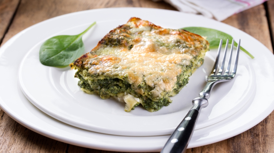 lasagne di verdure