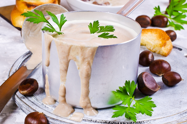 castagne zuppa