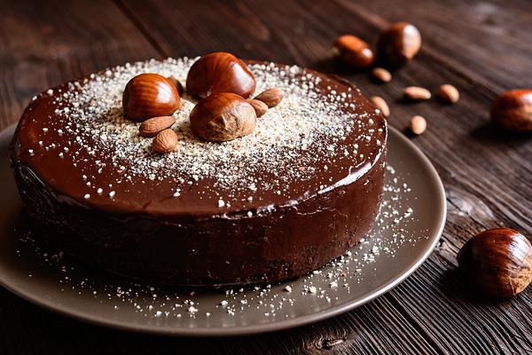 castagne torta