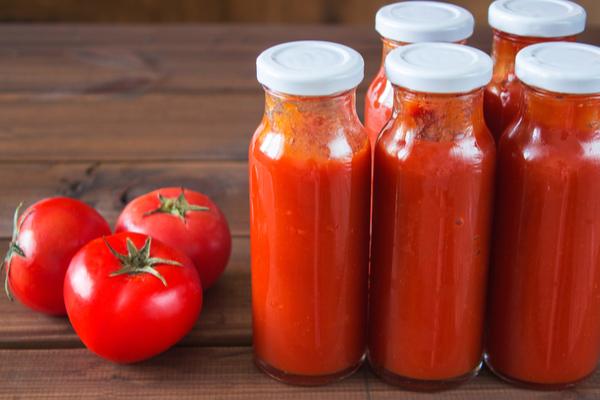 vasetti conserve pomodoro