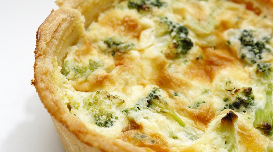 Ricetta Quiche Broccoli.Ricetta Torta Rustica Di Broccoli E Ricotta Giornale Del Cibo