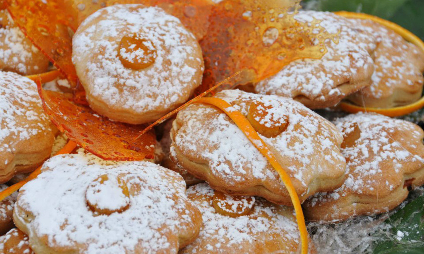 biscotti arancia ribera dop