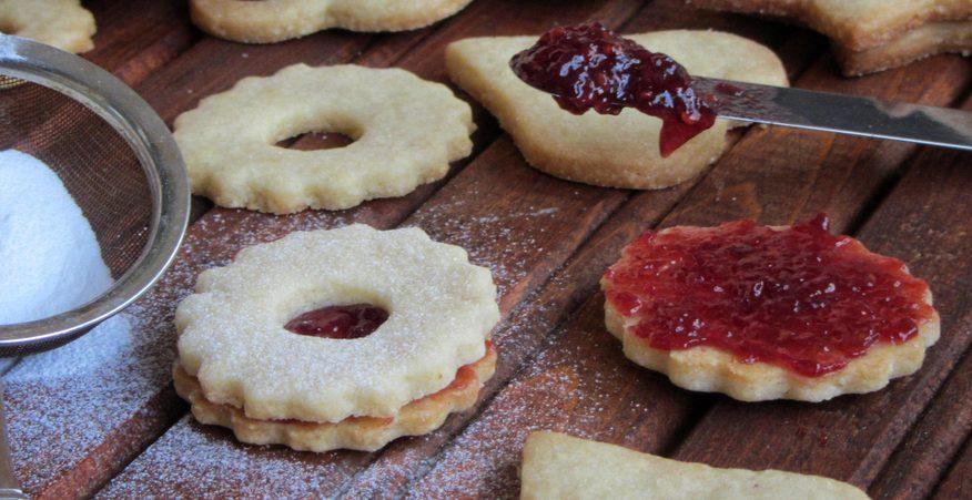 biscotti sablé