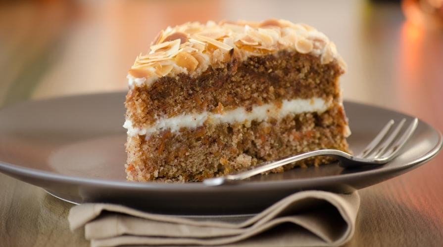 torta di carote per celiaci