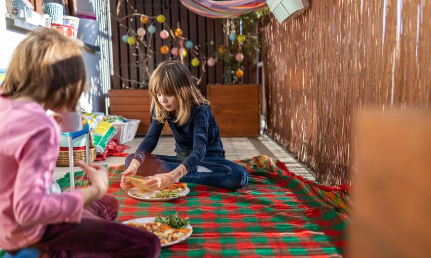 picnic salotto