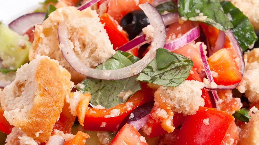 ricetta-panzanella-alla-romana