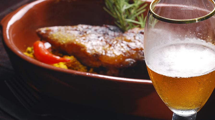 abbinare birra e cibo