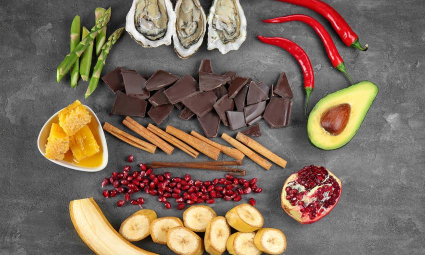 peperoncino e altri alimenti afrodisiaci