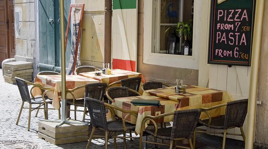luoghi comuni sulla cucina italiana
