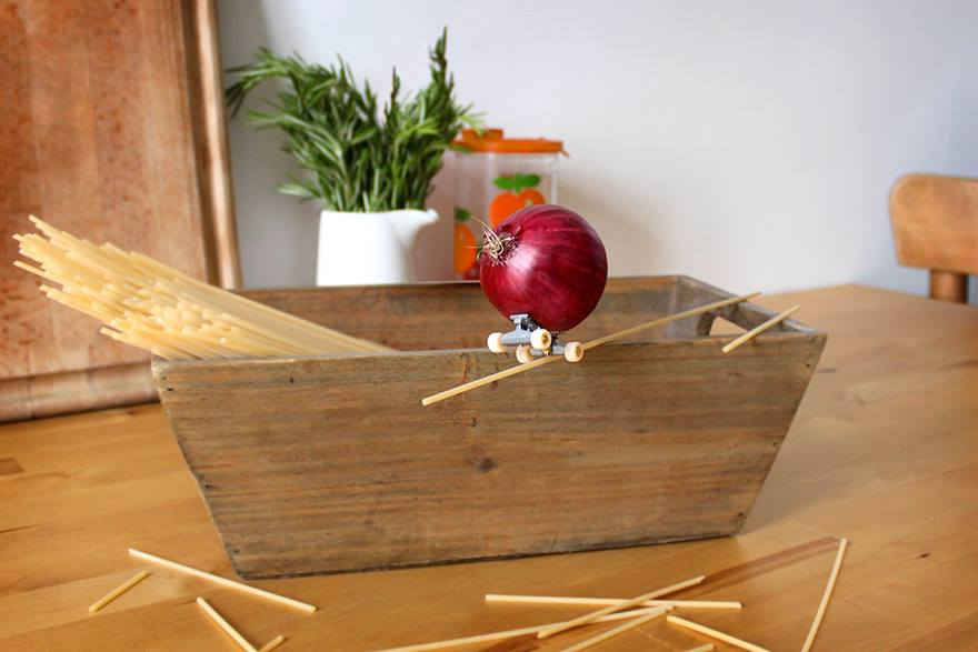 frutta volante Bennoit Jammes