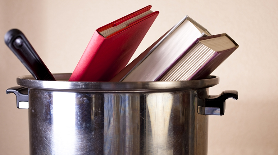 libri di cucina per natale