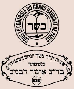etichetta di identificazione di un vino kosher