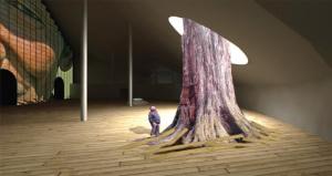 albero Padiglione Zero