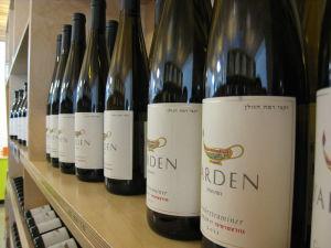bottiglie di vino Kosher