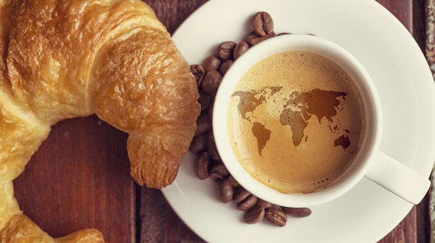 caffè nel mondo