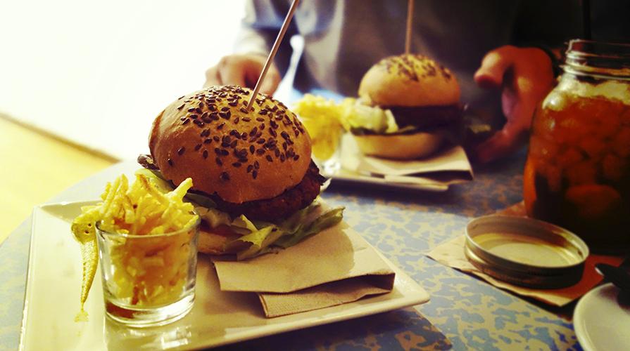 fast food del futuro