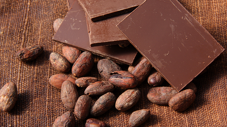 storia del cioccolato