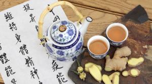zenzero nella medicina orientale