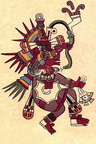 dio azteco Quetzalcoatl