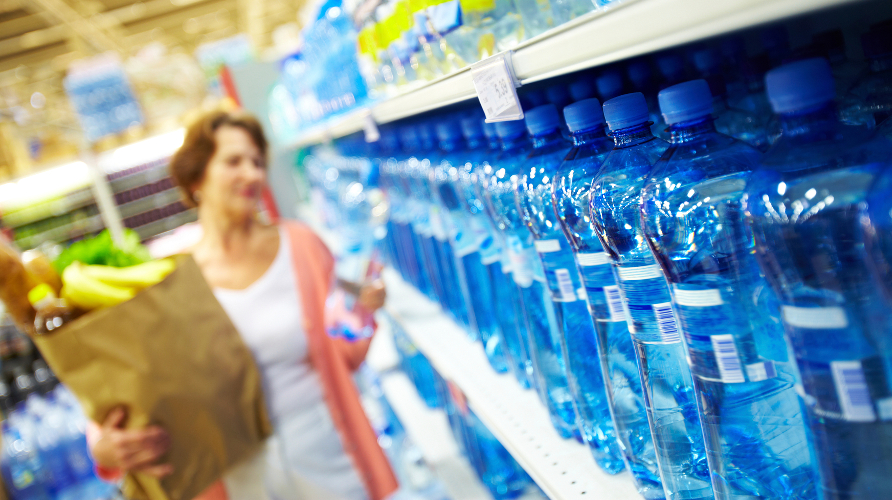 come leggere l'etichetta dell'acqua minerale
