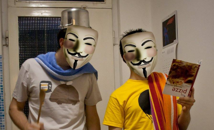 dummies V per Vendetta